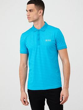 Boss Boss Paule Pro Polo Shirt - Turquoise Picture