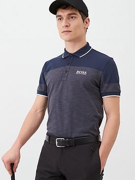 Boss Boss Paddy Pro 2 Golf Polo Shirt - Navy Picture