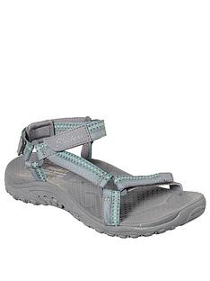 skechers-reggae-dub-fest-flat-sandal-grey