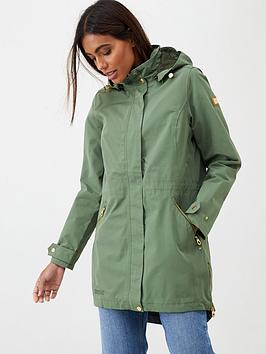 Regatta Regatta Alerie Waterproof Jacket - Khaki Picture