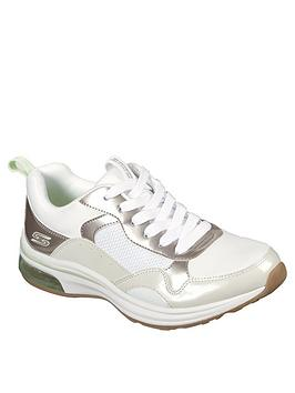 Skechers Skechers Bobs Pulse Air Trainer - White Picture