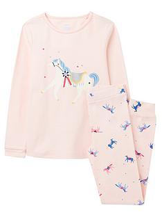 joules-girls-sleepwell-horse-pyjama-set-pink