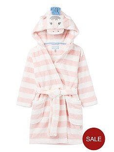 joules-girls-giddy-stripe-dressing-gown-pink