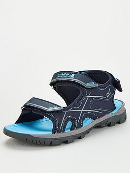 Regatta Regatta Lady Kota Drift Sandal - Navy Picture