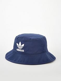 adidas-originals-trefoil-bucket-hat-navy
