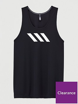 adidas-plus-size-basketball-3-stripe-tank-black