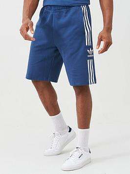 adidas Originals  Adidas Originals Lock Up Shorts - Navy