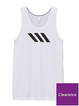 adidas-plus-size-basketball-3-stripe-tank-white