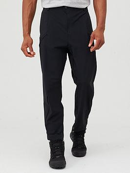 Adidas   Hike Pants - Black