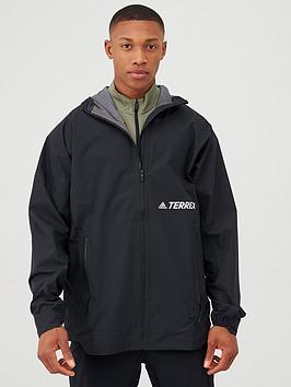 Adidas   Terrex 2.5L Zupahike Jacket - Black