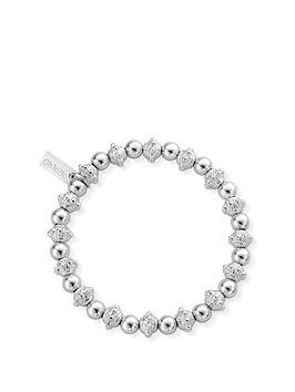 ChloBo Chlobo Sterling Silver Fearless Bracelet Picture
