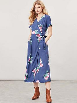 Joules Joules Joules Callie Print Dress Picture