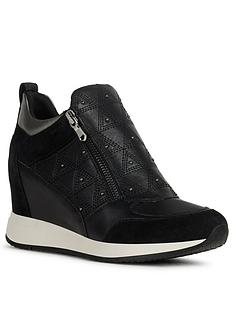 geox-nydame-leather-and-suede-wedge-trainer-black