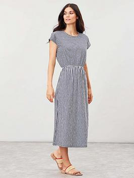 Joules Joules Alama Jersey Midi Dress Picture