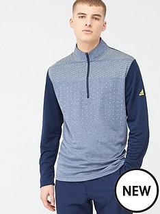 adidas-golf-lightweight-14-zip-top-navy
