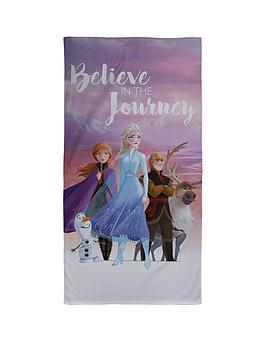Disney Frozen Disney Frozen Journey Towel Picture