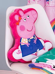peppa-pig-hooray-shaped-cushion