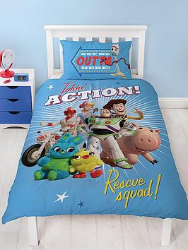 Toy Story Toy Story Rescue Single Duvet Cover Set Picture