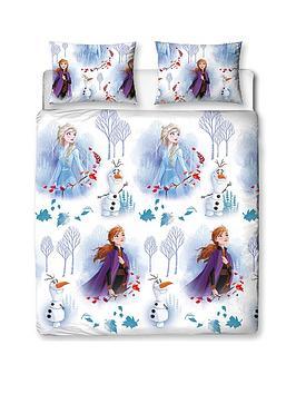 Disney Frozen Disney Frozen Elements Double Duvet Cover Set Picture