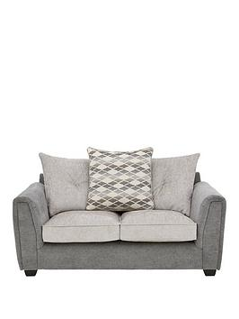 Very Orson Fabric 2 Seater Sofa Picture