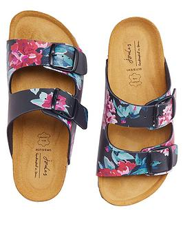 Joules Joules Penly Moulded Footbed Sandal Picture