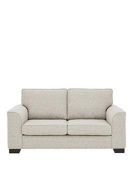 Very Caspian Fabric 2 Seater Standard Back Sofa Picture