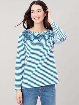 Joules Joules Joules Harbour Luxe Top Picture