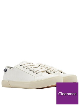 joules-coast-lace-up-pump-white