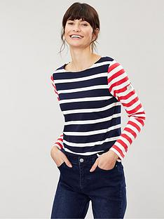 joules-harbour-long-sleeve-jersey-top-navycream