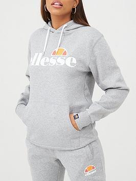 Ellesse Ellesse Torices Oh Hoodie - Grey Marl Picture