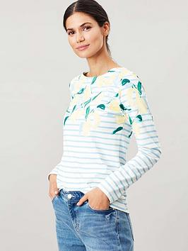 Joules Joules Joules Harbour Print Top Picture