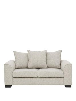 Very Caspian Fabric 2 Seater Scatter Back Sofa Picture