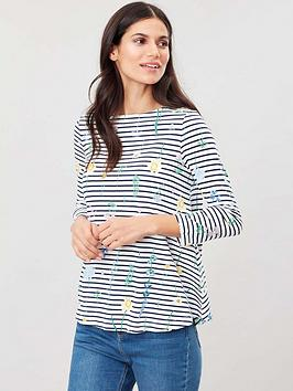 Joules Joules Joules Harbour Light Jersey Top Picture