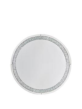 Gallery Gallery Westmoore Round Mirror Picture