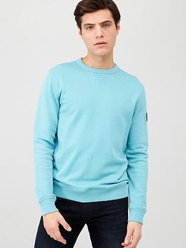 Boss Boss Walkup 1 Sweatshirt - Aqua Picture