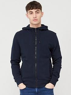 boss-zounds-1-zip-throughnbsphoodie-navy
