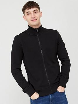 Boss Boss Zkybox 1 Tracksuit Top - Black Picture