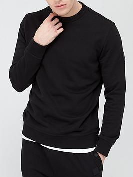 Boss Boss Walkup 1 Sweatshirt - Black Picture