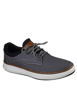 Skechers Moreno Trainers - Grey