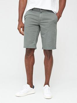Boss Boss Schino Slim Fit Chino Shorts - Grey Picture