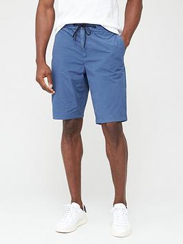Boss Boss Sabriel Drawstring Shorts - Navy Picture