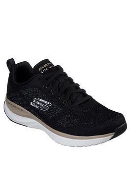skechers-ultra-grove-trainers-black