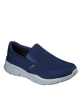 Skechers Skechers Equalizer 4.0 Slip On Trainers Picture