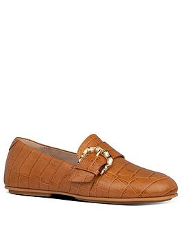 FitFlop Fitflop Lisbet Loafer - Light Tan Picture