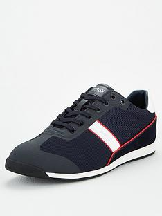 boss-glaze-low-profile-trainers-navy