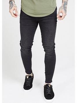 Sik Silk Sik Silk Skinny Jeans - Mid Wash Picture
