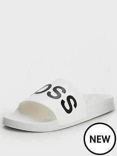 boss-bay-slides-white