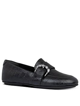 FitFlop Fitflop Lisbet Loafer - Black Picture