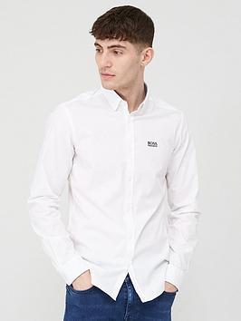 Boss Boss Biado Oxford Shirt - White Picture