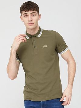 Boss Boss Regular Fit Paddy Polo Shirt - Khaki Picture